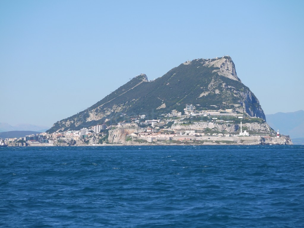 The Rock Of Gibraltar 4 On A Trip