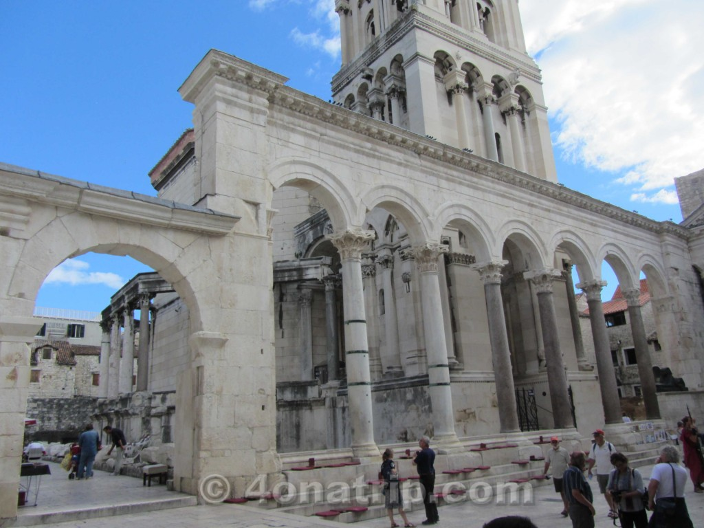 palace of diocletian - photo #11