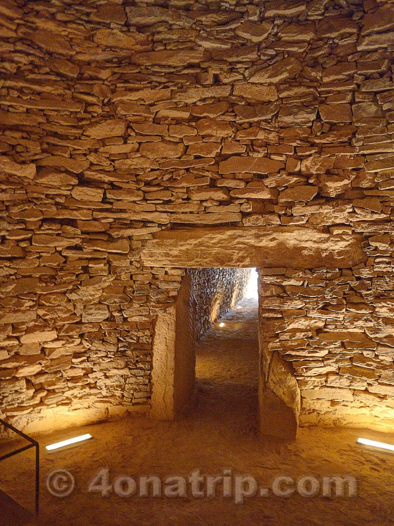 Megalithic building