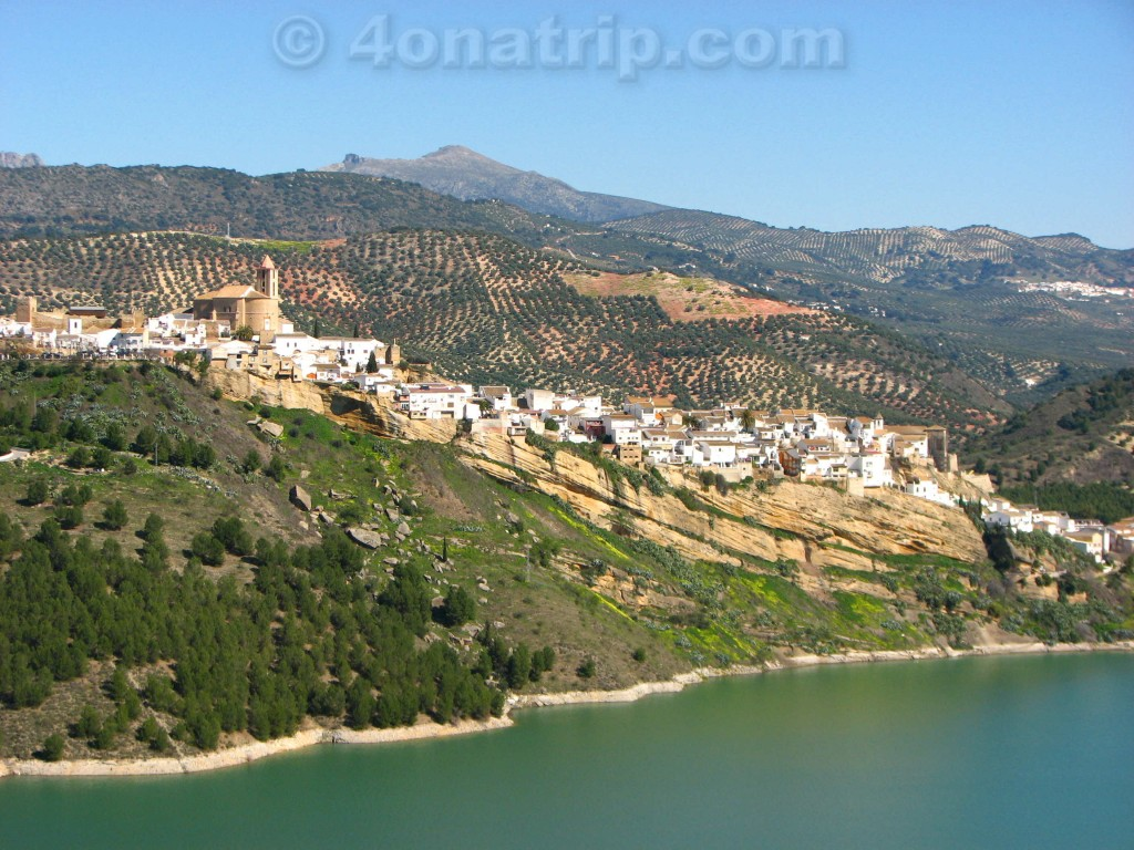 Iznajar Spain