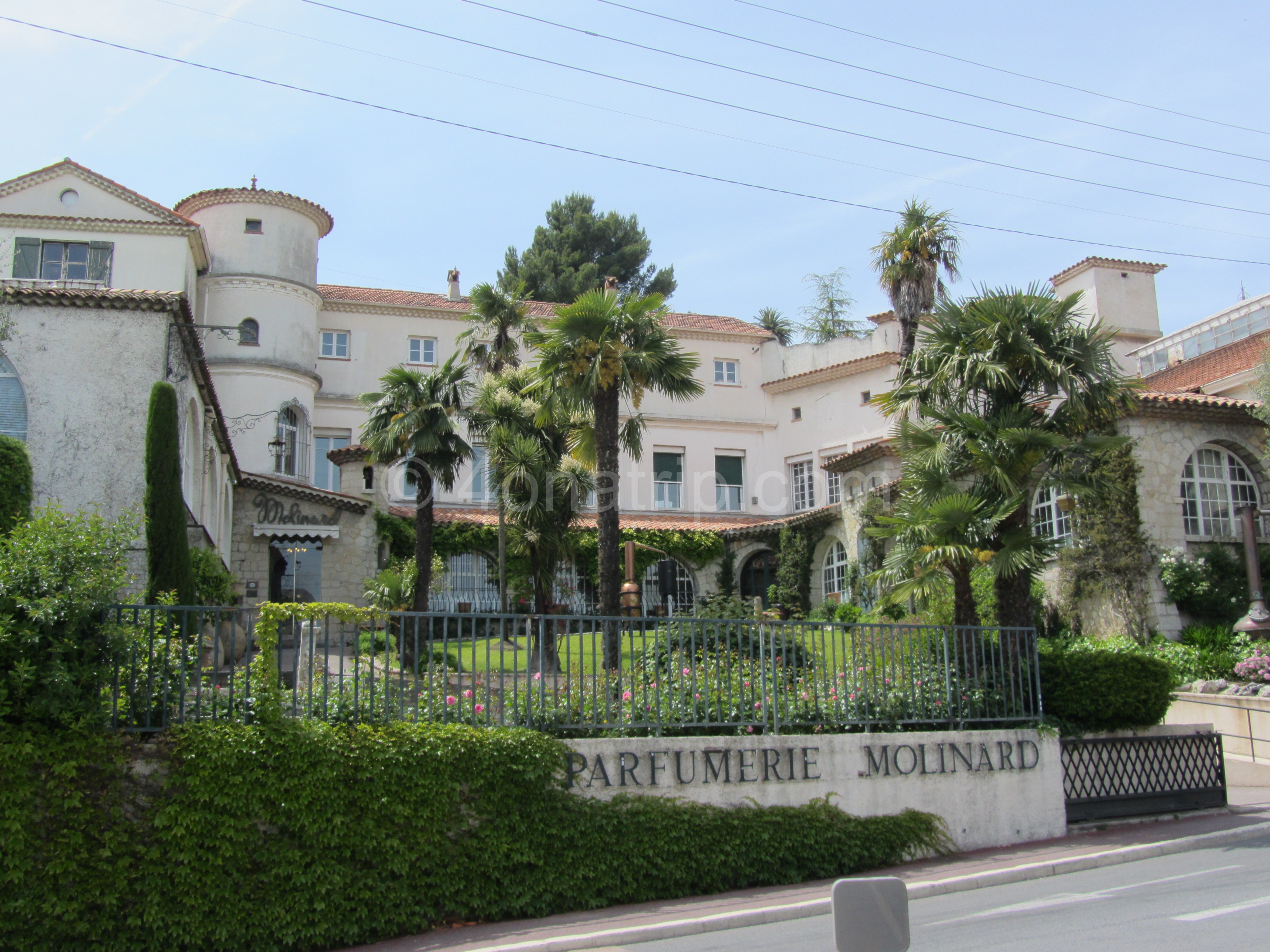 Molinard Parfumerie in Grasse France | 4 On A Trip